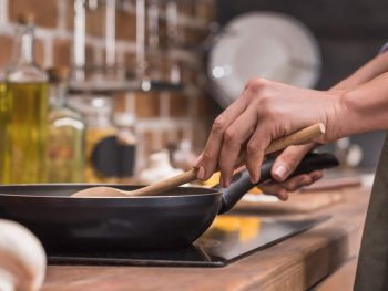 Caring for your skillet