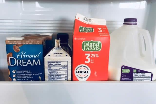 Varieties of milk