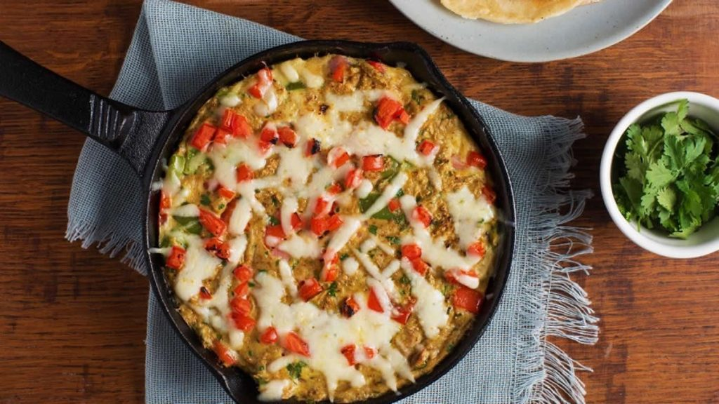 Southwestern Skillet Omelette