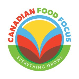 Canadian Food Focus Circle Logo
