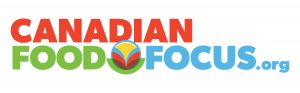 Canadian Food Focus Logo Stacked 2