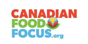 Canadian Food Focus Logo Stacked 3