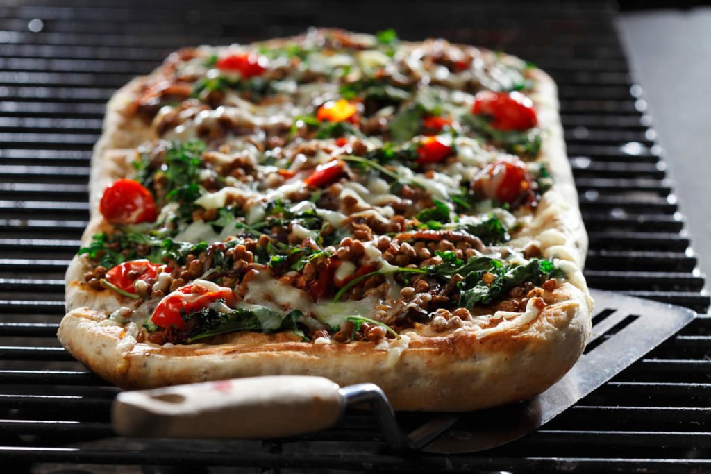 Grilled-Lentil-Focaccia-with-Gruyere-Veggies