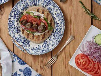mediterranean-beef-barley-koftas-tahini-yogurt-sauce