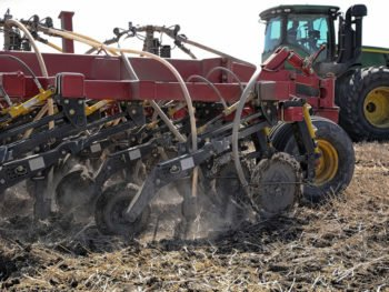 Preventing Soil Erosion with Direct Seeding