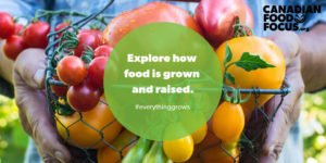 Explore how food is grown and raised