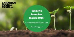 Webiste launches March 20