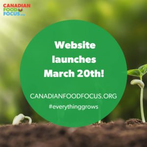 Website launches March 20