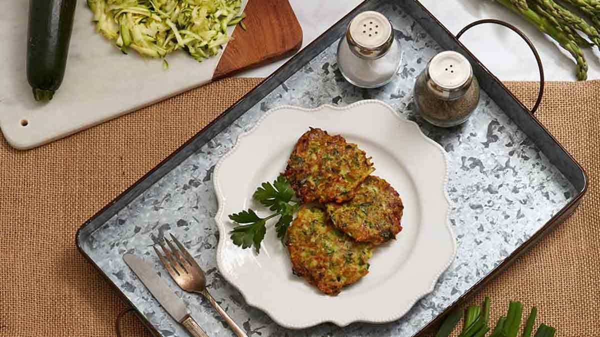 spring-green-veggie-fritter