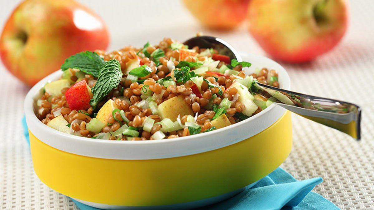 wheat-berry-and-apple-salad