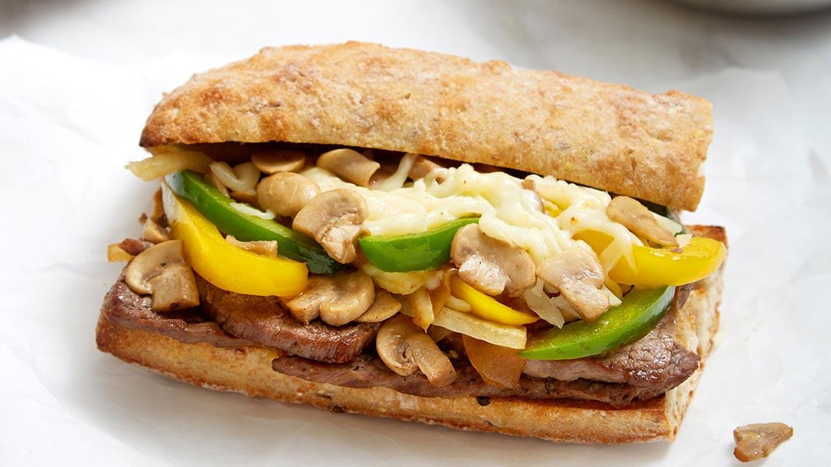philly-cheese-steak-sandwich