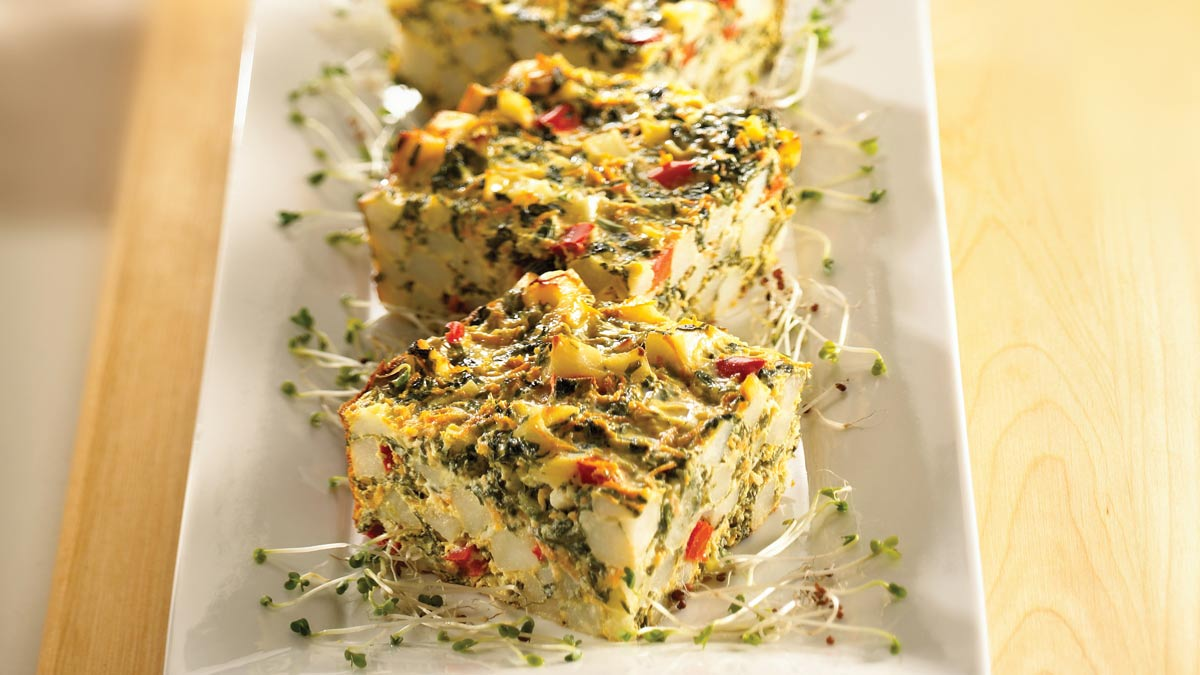 spinach-and-potato-frittata