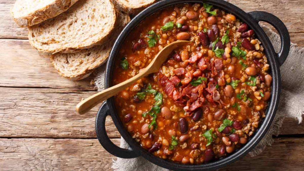 meat-and-beans-mixed