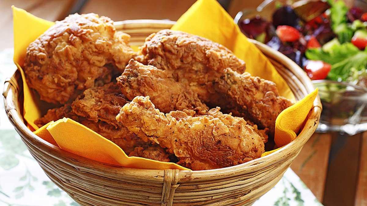 crunchy-fried-chicken