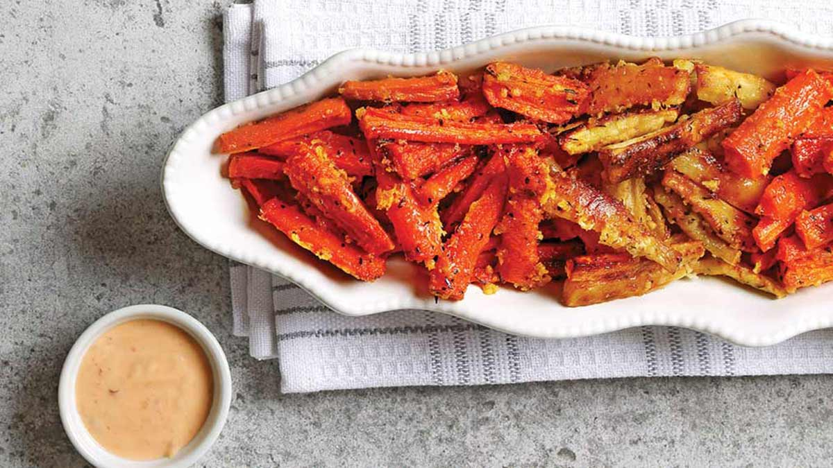 roasted-parsnip-and-carrot-sticks