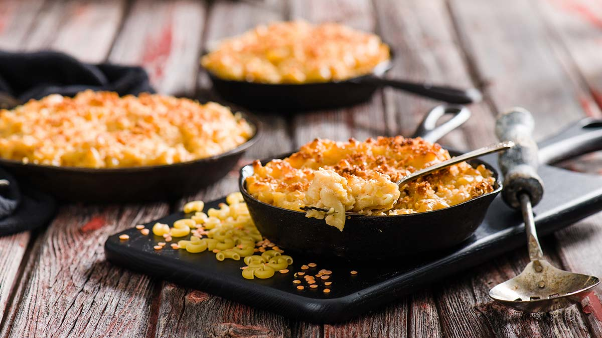 skillet-macaroni-and-cheese