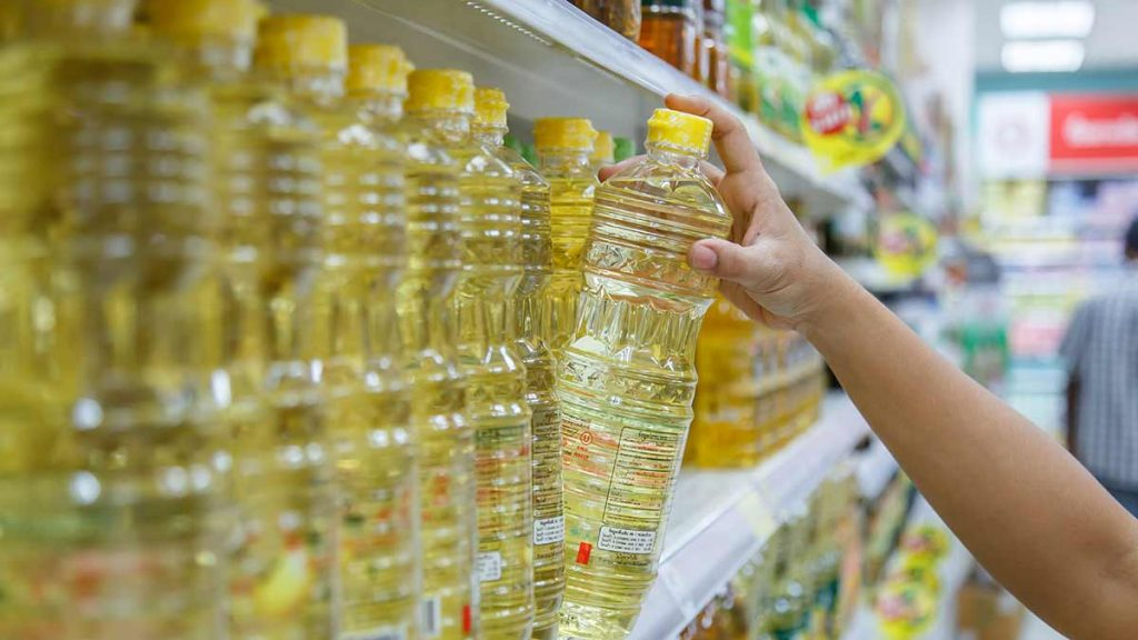 grocery store canola oil