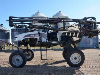 grain farm sprayer