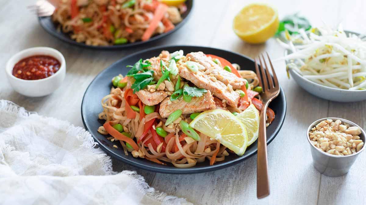pork-tenderloin-noodle-bowls