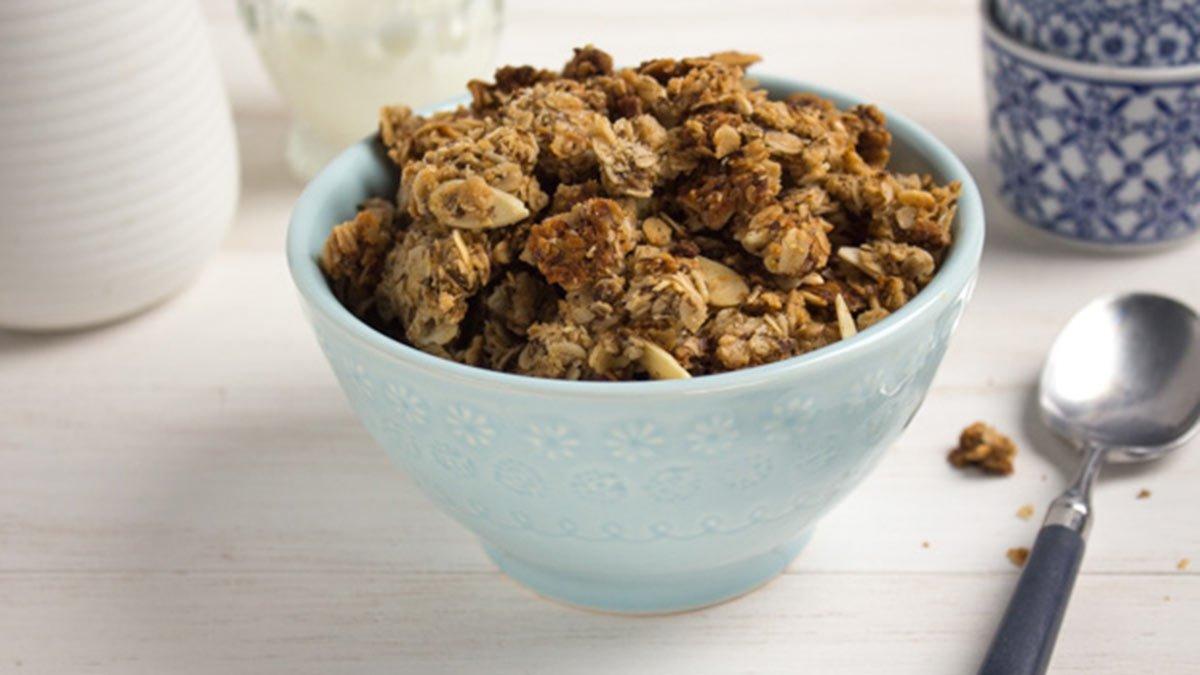flax-granola