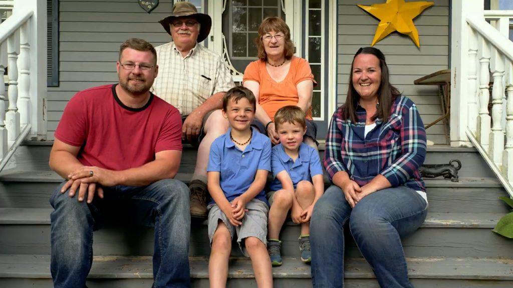 Keddy family