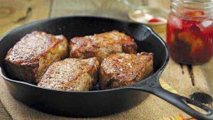 pork-loin-chops-with-cranberry-chutney
