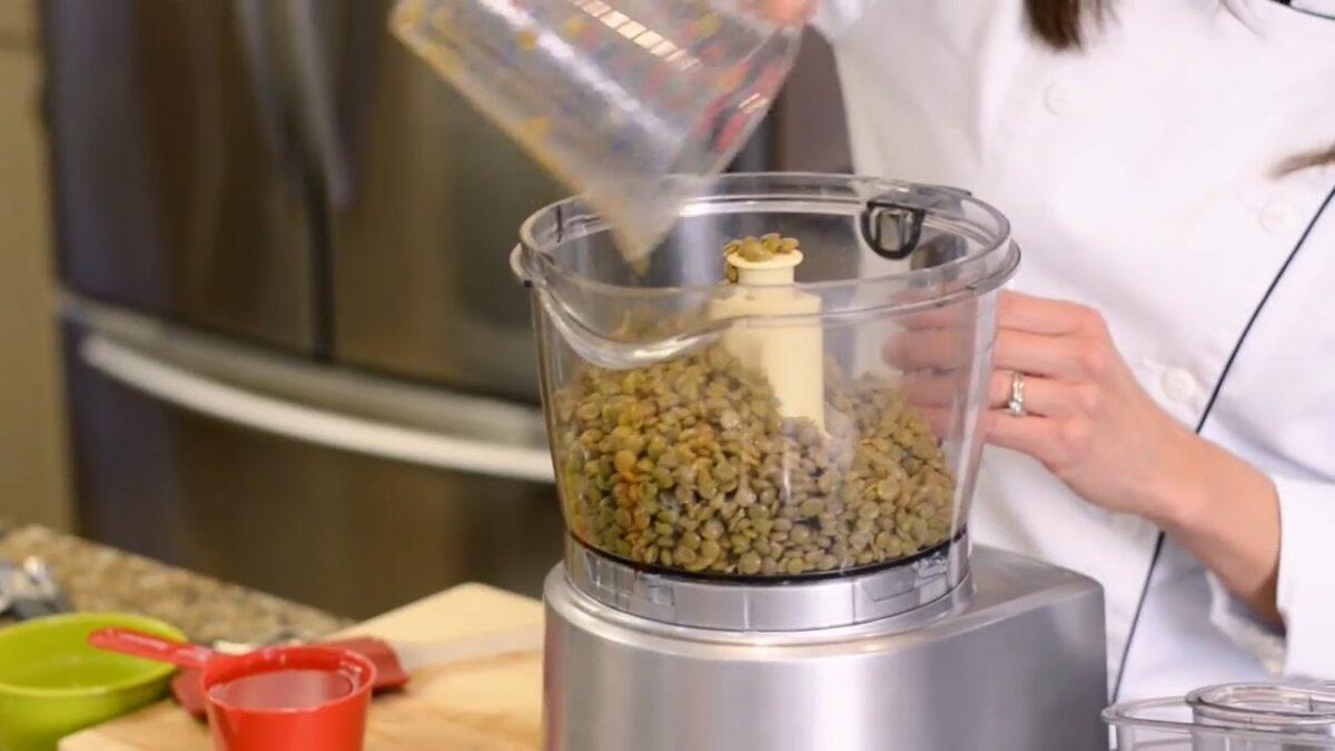 lentil puree